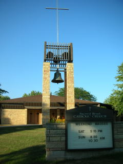 Sacred Hearth Catholic Church